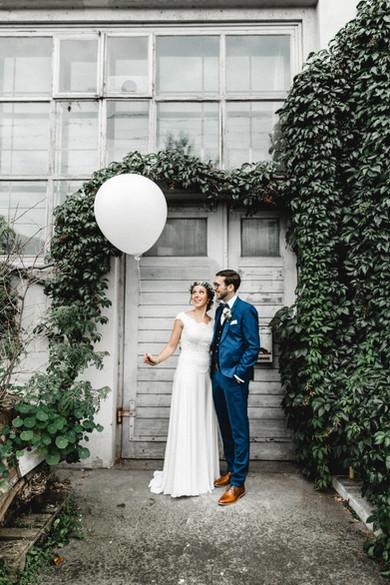 Boho-Schiff-Hochzeit auf dem Vierwaldstättersee