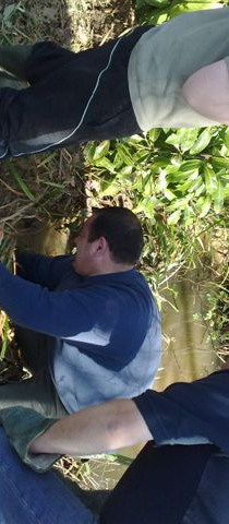 fishery manager hard at work.jpg