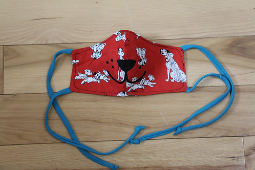 Dalmation Red