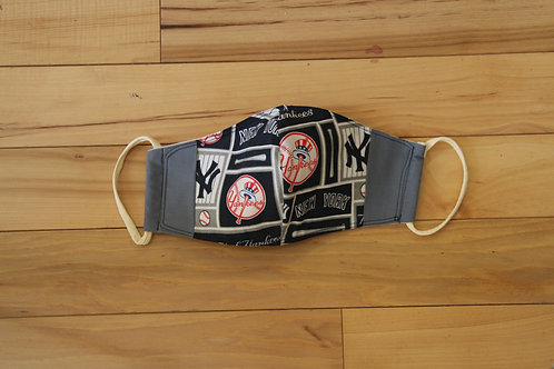 Yankees Mask