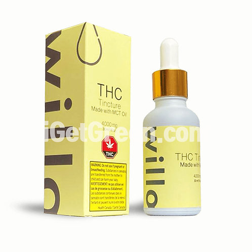 THC Tincture 1000mg/15ml