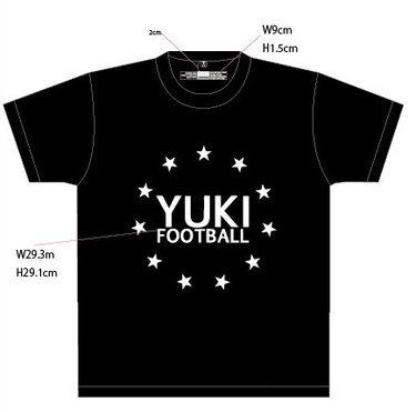 YUKI FOOTBALL (Black)