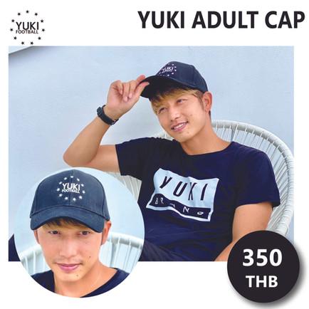 YUKI ADULT CAP