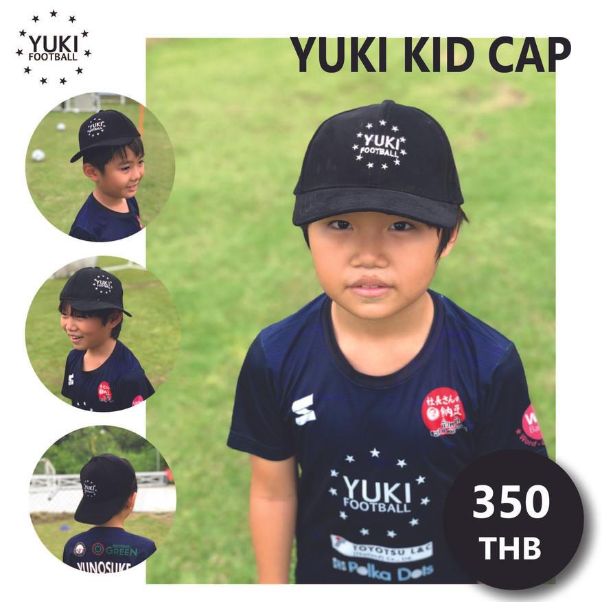 YUKI KID CAP
