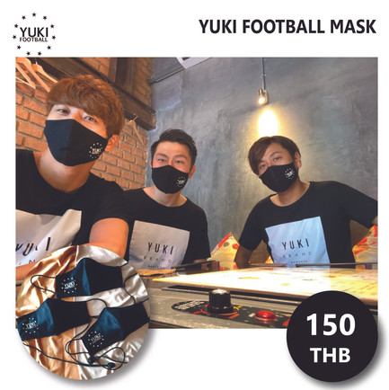 YUKI FOOTBALL MASK