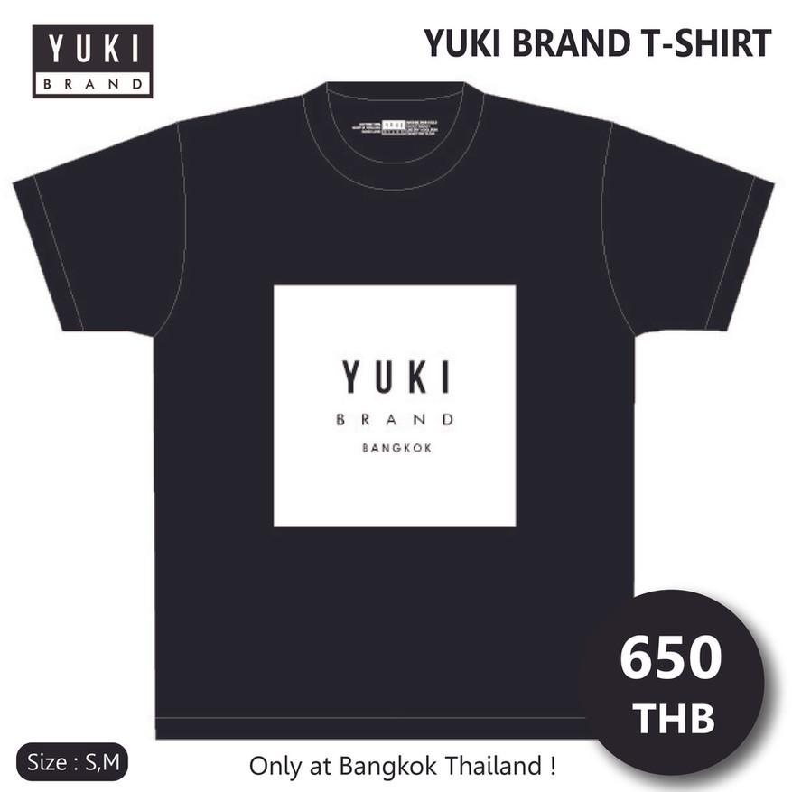 YUKI BRAND T-SHIRT