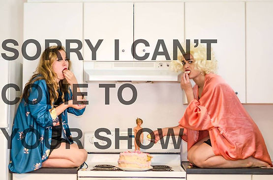 REVIEW OF 'SORRY I CAN'T COME TO YOUR SHOW BY MANI EUSTIS | Home