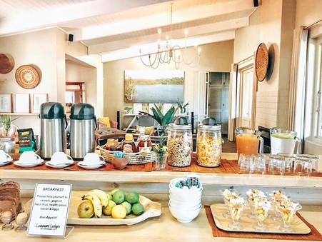 Breakfast at Ngoye Lodge.JPG