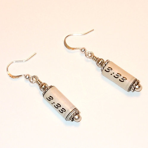 Coded Symbol Earrings