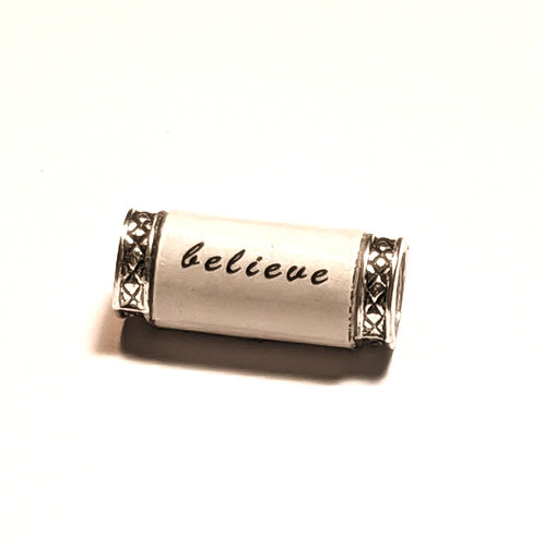 Affirmation Blessing Bead