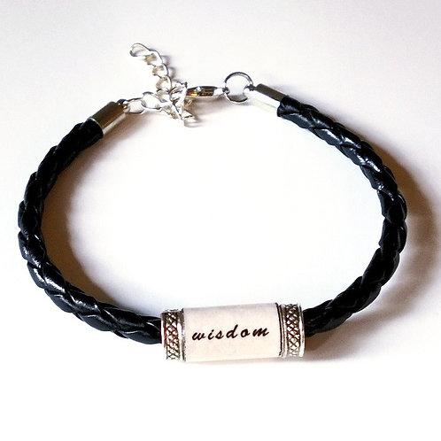 Wisdom Blessing Bracelet