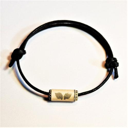 Symbol Sliding Knot Blessing Bracelet