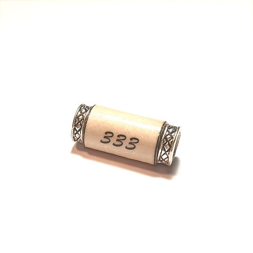 Coded Blessing Bead