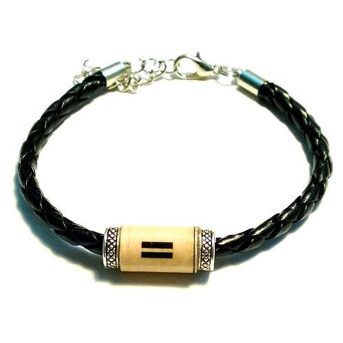 Equality Symbol Blessing Bracelet