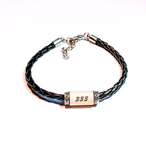 Coded Blessing Bracelet