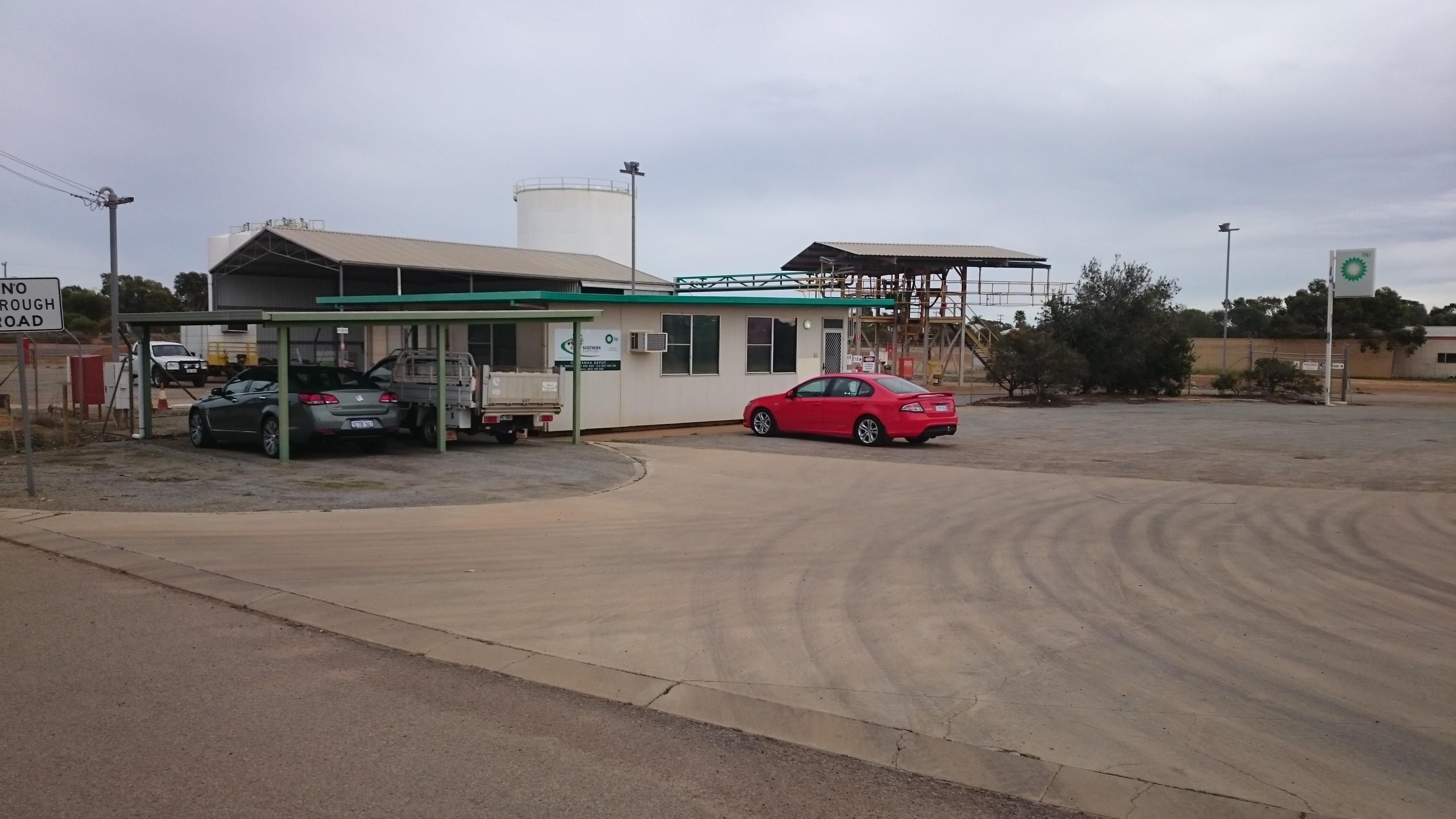 Carnamah Depot