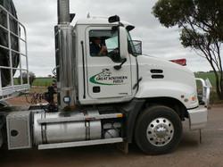 GS Fuels Truck
