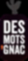 Logo Des mots 'gnac 2019.png