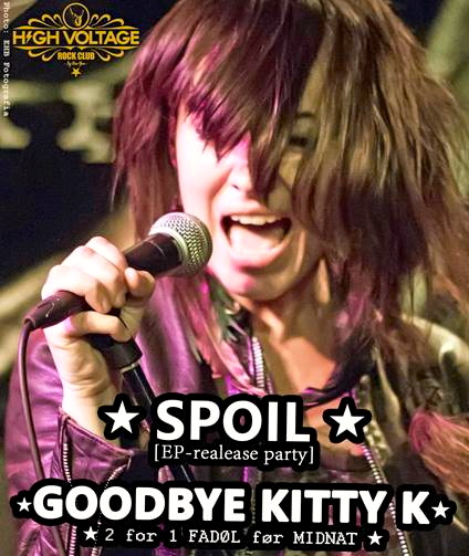 Goodbye Kitty K.