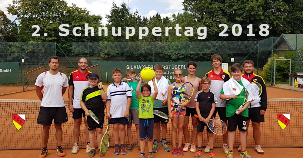 ECE Jugend - 2. Schnuppertag 2018