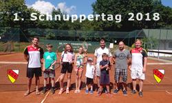 ECE Jugend - 1. Schnuppertag 2018