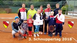 ECE Jugend - 3. Schnuppertag 2018