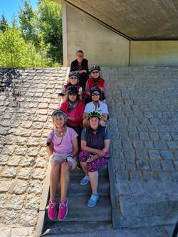 ECE Damen - Radtour