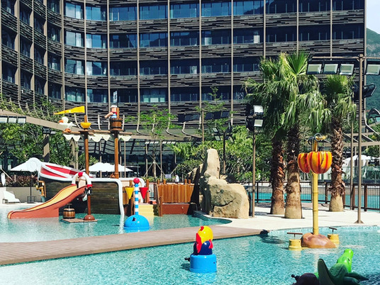 Ocean Park reopens with staycation offer