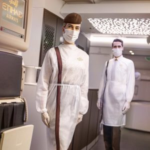 Etihad unveils new look for cabin crew