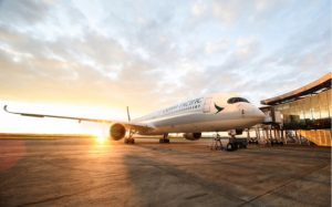 Cathay reports wipe out for April