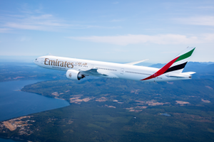 Emirates resumes flights with Asia