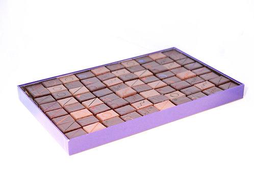 Coffret de 80 chocolats