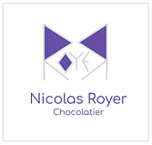 LOGO nicolas royer chocolatier fougeres