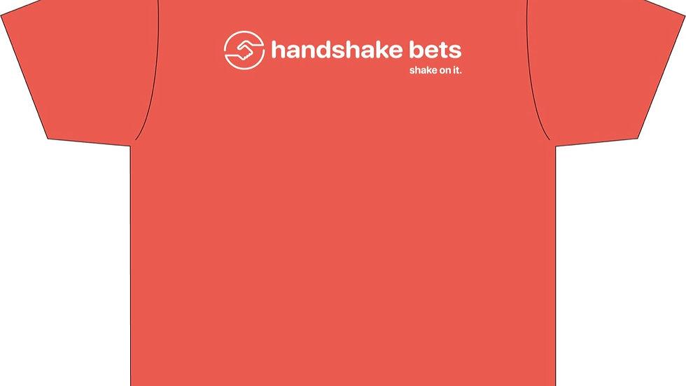 Handshake Bets T-Shirt