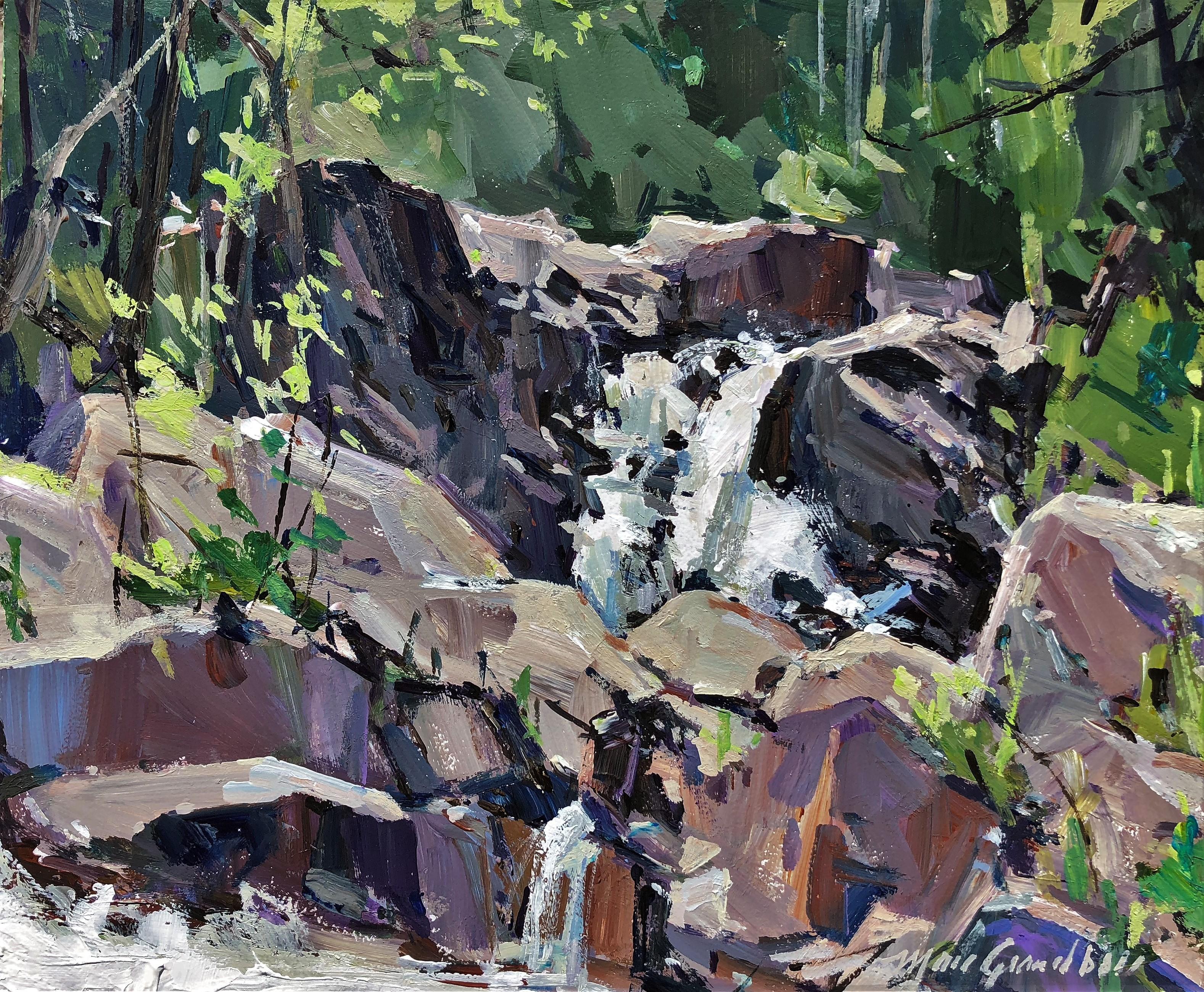 La cascade de Périgny