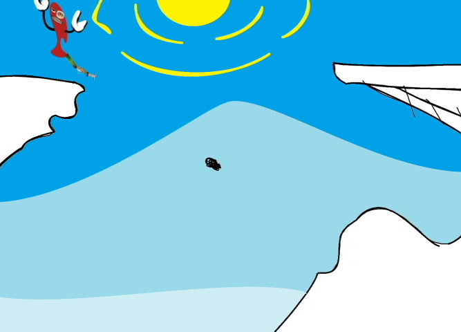 Jumping Character Animation