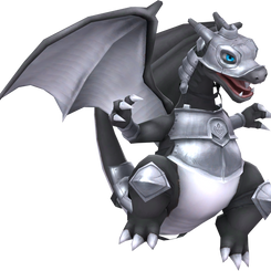 Armored Charizard Aggron Palette