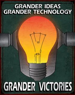 final lightbulb poster