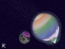 Planet art nowords