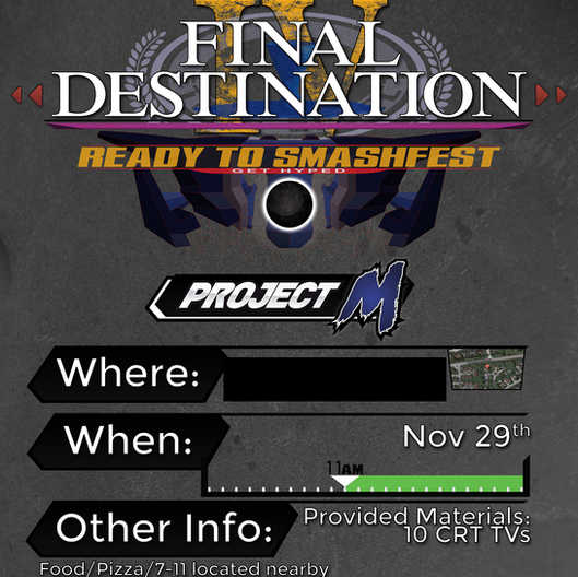 Tournament Poster