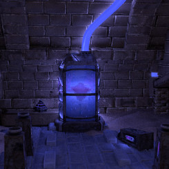 Neo Tomb Model Render