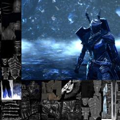 Dark Souls Knight Texture