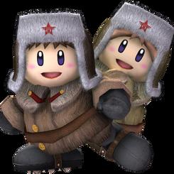 Ice Comrades