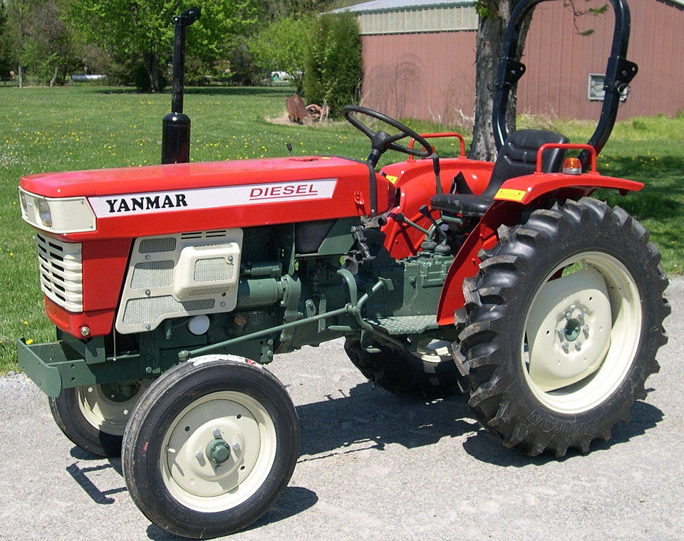 Yanmar Tractor Ym2200 Wiring Diagram Binatanicom