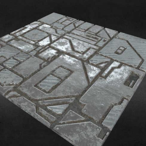 Sci Fi Floor