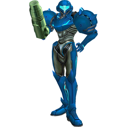 Prime Samus Model Rework