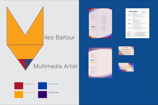 Project VI: Identity Design