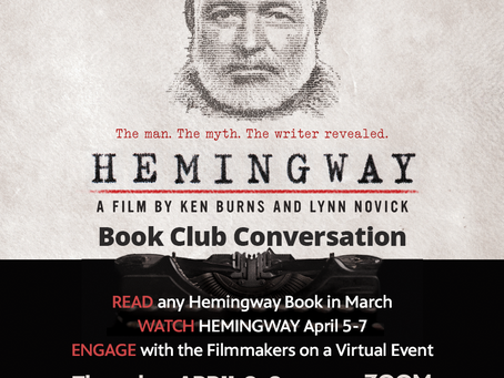 Hemingway - PBS film & discussion