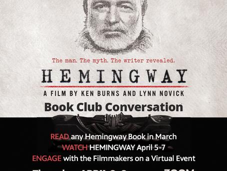 Hemingway - PBS film & discussion
