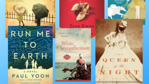 AAPI Heritage Month - books to read